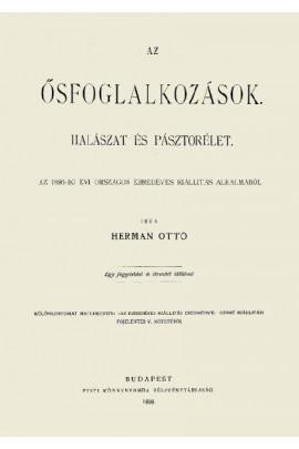Herman Ottó : A magyar ősfoglalkozások köréből