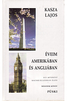 Éveim Amerikában és Angliában