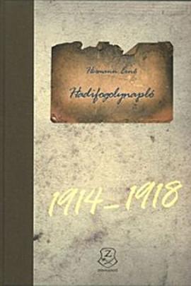 Hadifogolynapló 1914-1918