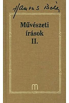 Művészeti írások II. (Hamvas 27.)