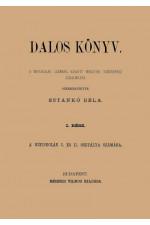Sztankó Béla: Dalos könyv