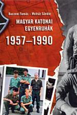 Magyar katonai egyenruhák 1957-1990