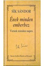 Sík Sándor: Ének minden emberhez Versek minden napra