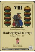 Hadsegélyző Kártya Budapest 1917 - 2014