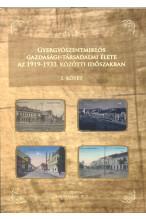 Gyergyószentmiklós gazdasági-társadalmi élete az 1919-1933. közötti időszakban I-II