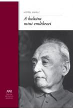 Hoppál Mihály: A kultúra mint emlékezet. Lükő Gábor munkássága