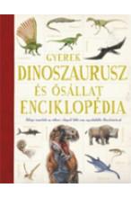 Gyerek dinoszaurusz és ősállat enciklopédia