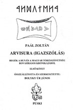 Arvisura (Igazszólás)