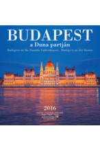 Budapest a Duna partján 2016