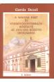 A  Magyar Párt és Gyergyószentmiklós közélete az 1919-1933 közötti időszakban I-II