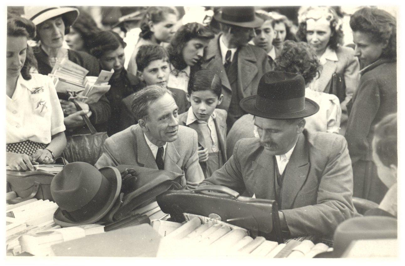 Püski Kiadó - 1943-as könyvnap
