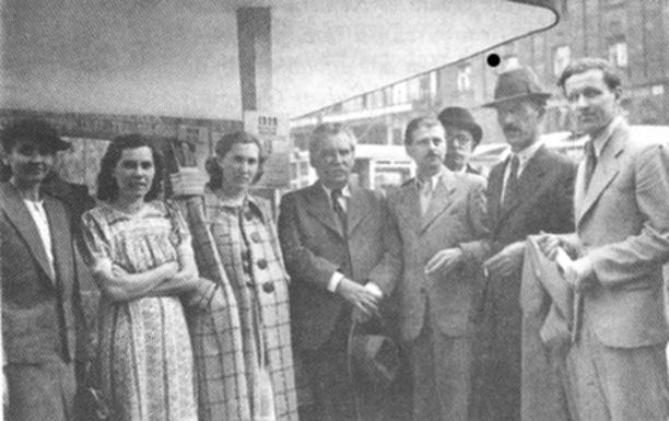 Püski Kiadó - Budapesti könyvnap, 1941