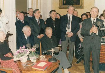 1991. Petőfi Irodalmi Múzeum est