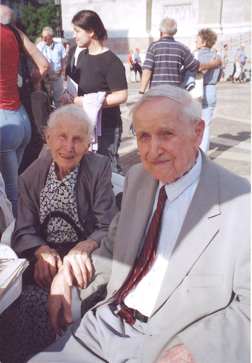 Püski Sándor és Ilus néni
